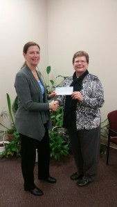 UNITED WAY DONATION